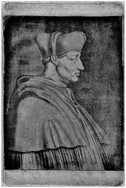 El Cardenal de Amboise (1826)