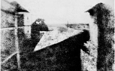 ¿Sabías cuál es la primer fotografía?