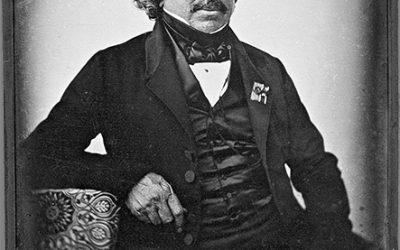 Jacques Louis Mande Daguerre